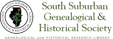 South Suburban Genealogical & Historical Society