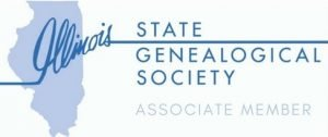 Illinois State Genealogical Society logo